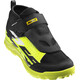 Mavic Deemax Elite - Chaussures - jaune/marron